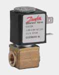 Danfoss (Данфосс) EV210A Direct-operated 2/2-way compact  solenoid valves