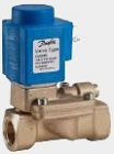 Danfoss (Данфосс) EV224B Servo-operated 2/2-way solenoid valves for high pressure