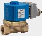 Danfoss (Данфосс) EV260B Servo-operated 2-way proportional solenoid valves